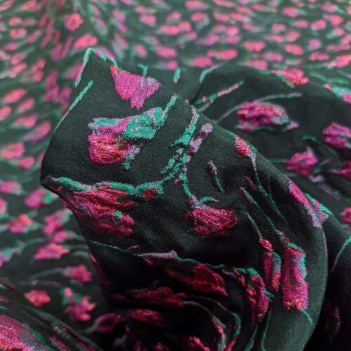 Jaquard fiori 2